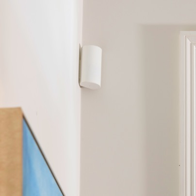 Lawrence security motion sensor