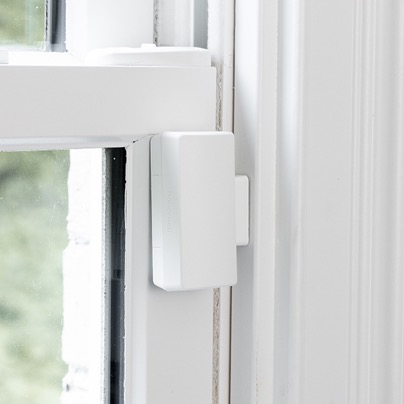 Lawrence security window sensor